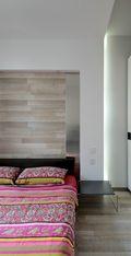 90平米三室两厅英伦风格其他区域效果图