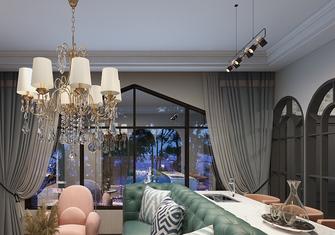 40平米小户型美式风格客厅图片大全