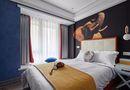 80平米公寓法式风格卧室装修图片大全