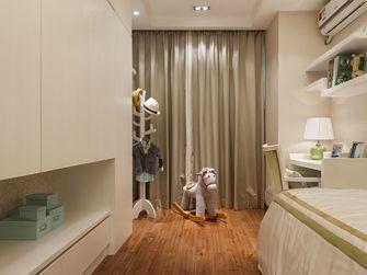 富裕型120平米东南亚风格儿童房装修效果图