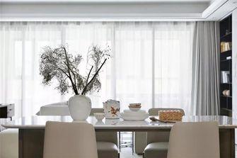 140平米三室一厅中式风格餐厅装修效果图