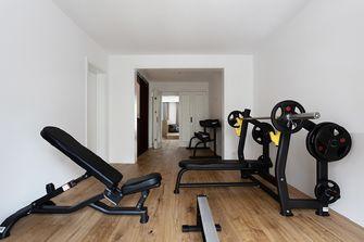 140平米现代简约风格健身室装修案例