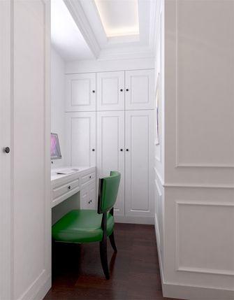 80平米欧式风格书房装修案例