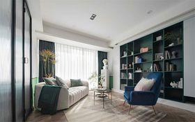 100平米三現代簡約風格客廳裝修案例