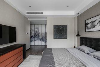 140平米现代简约风格卧室效果图