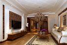 20万以上140平米复式欧式风格楼梯装修图片大全