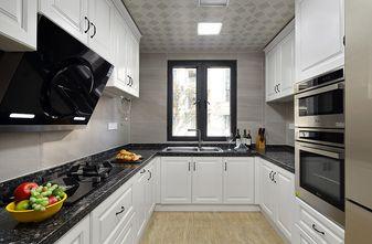 140平米四室两厅美式风格厨房图