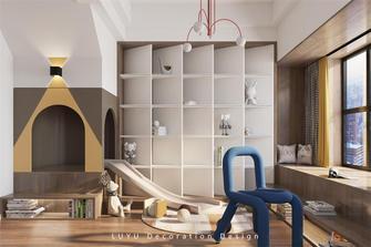 140平米复式法式风格儿童房图片