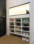 50平米一室一厅宜家风格玄关设计图
