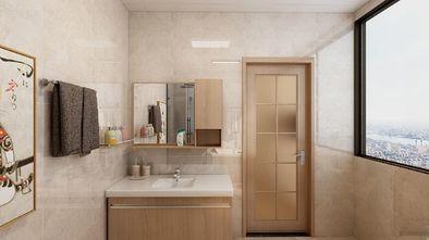 140平米四室两厅日式风格卫生间图