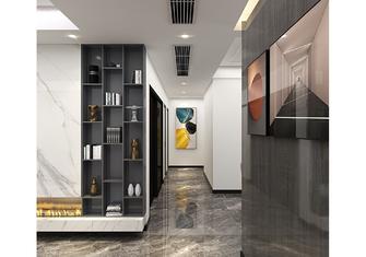 130平米三室一厅现代简约风格走廊效果图
