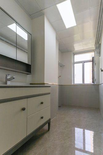 120平米三室三厅混搭风格卫生间图片