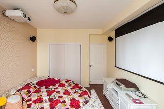 130平米四室两厅田园风格卧室欣赏图