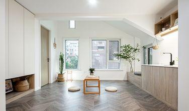 130平米三室两厅日式风格阁楼图片