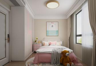 140平米三英伦风格儿童房装修图片大全