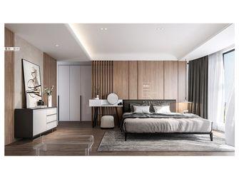140平米四室两厅日式风格卧室装修案例