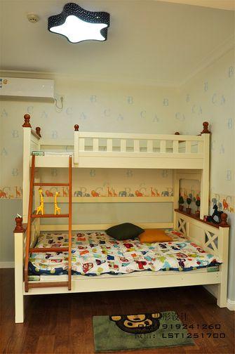 15-20万90平米现代简约风格儿童房图