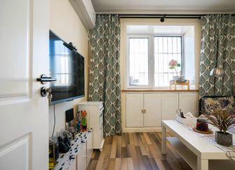 40平米小户型地中海风格客厅装修图片大全