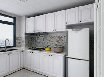 60平米公寓美式风格厨房图
