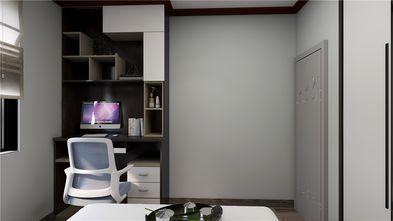 120平米中式风格书房装修效果图