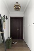 130平米三室三厅混搭风格玄关图片