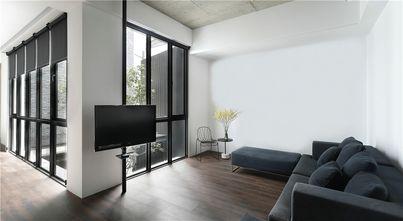 130平米复式现代简约风格阁楼设计图