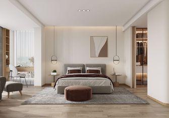 130平米三日式风格卧室图片