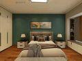 120平米三室一厅现代简约风格卧室装修效果图