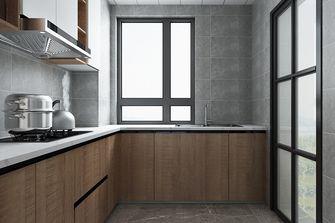 100平米一居室欧式风格厨房装修效果图