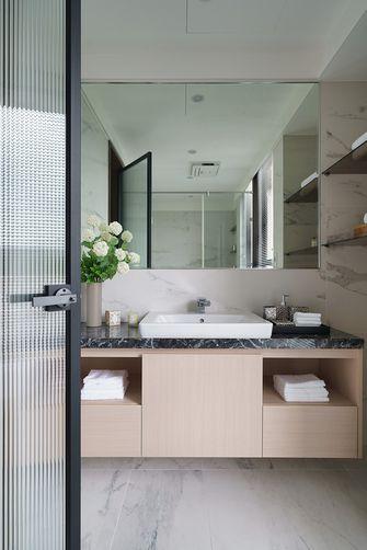 100平米三室两厅法式风格卫生间图片大全