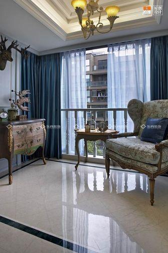 120平米三室两厅混搭风格阳台欣赏图