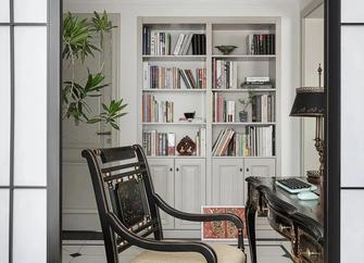 140平米三欧式风格书房装修图片大全