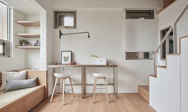 30平米小户型北欧风格客厅设计图