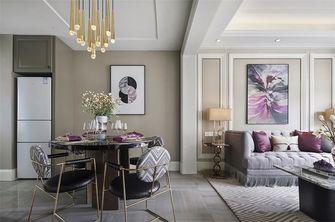 140平米别墅法式风格餐厅图片