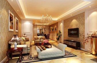 三房欧式风格设计图