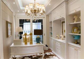 70平米公寓欧式风格书房装修图片大全