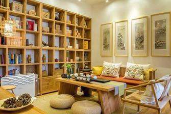 140平米三室两厅东南亚风格储藏室装修图片大全