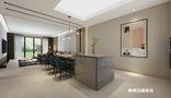 140平米四室六厅现代简约风格厨房图片