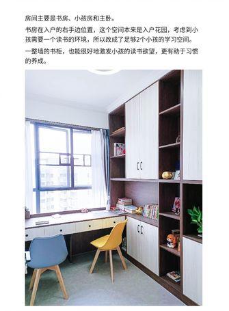 10-15万120平米三现代简约风格书房设计图