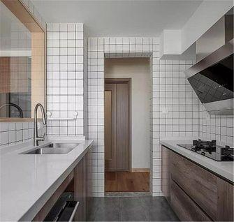60平米日式风格厨房设计图