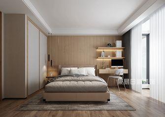 140平米三日式风格卧室图片