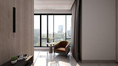 110平米现代简约风格阳台效果图