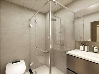 80平米中式风格卫生间欣赏图