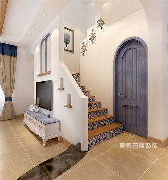 140平米四地中海风格楼梯间装修图片大全