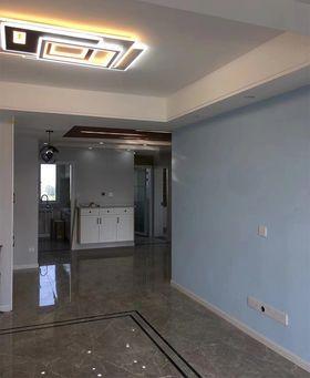 富裕型90平米現代簡約風格客廳欣賞圖