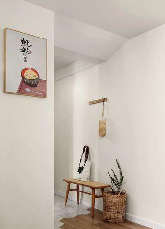 50平米公寓日式风格玄关欣赏图