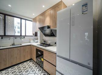 90平米三室两厅日式风格厨房装修案例