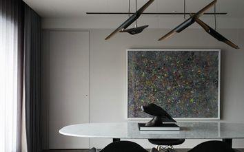 90平米三室两厅现代简约风格玄关图片大全