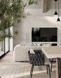 140平米四室两厅宜家风格客厅欣赏图