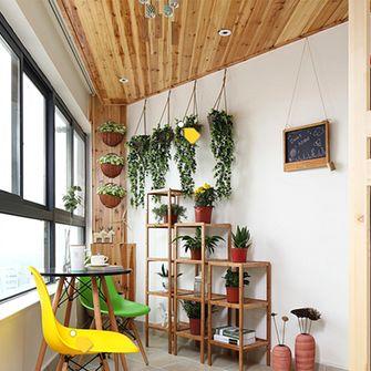 5-10万90平米三室两厅日式风格楼梯设计图
